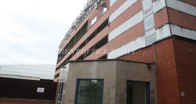 office rent tishinskaya 1-1