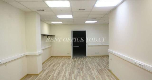 office rent tishinskaya 1-4