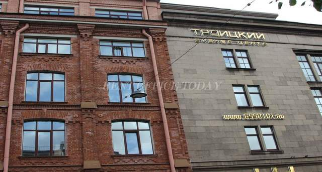 office rent troitzkiy-8