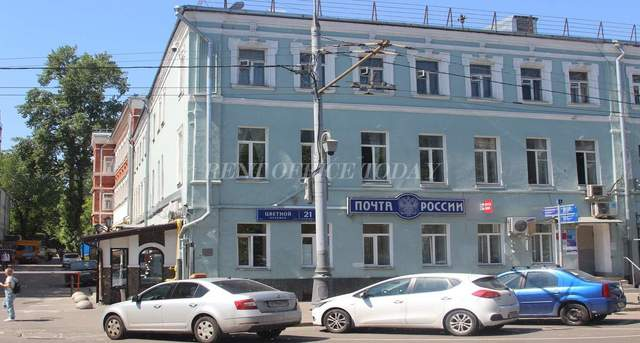 office rent цветной 21с2-3