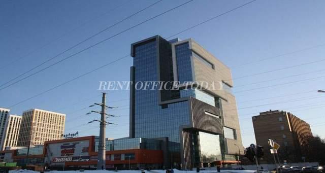 бизнес центр водный-7