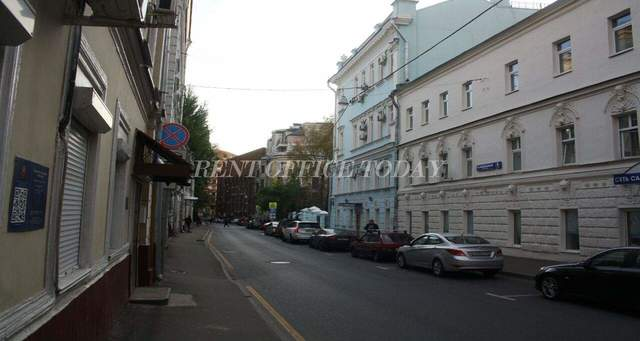 office rent maliy gnezdnikovskiy 9/2-11