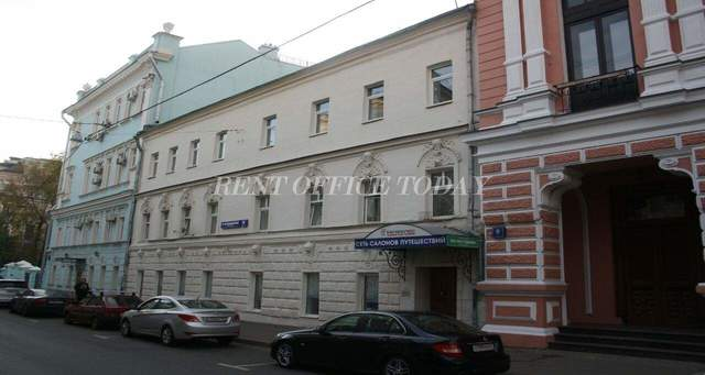 office rent maliy gnezdnikovskiy 9/2-12