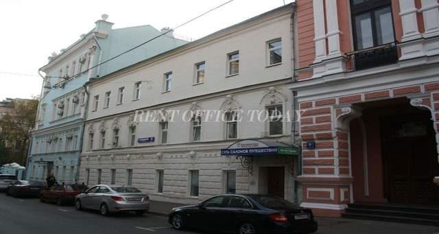 Бизнес центр Малый Гнездиковский переулок 9с2-12