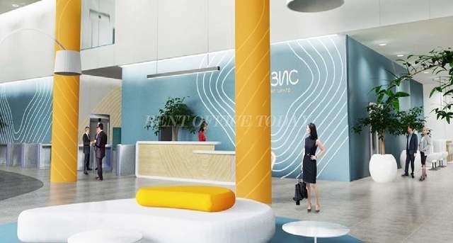 бизнес центр оазис-39