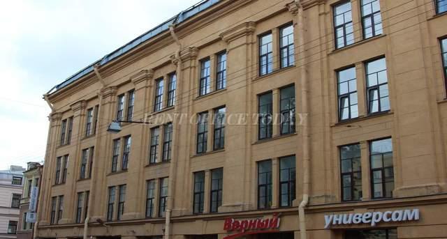 бизнес центр троицкий-17