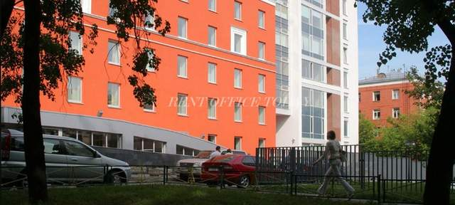 бизнес центр ferro plaza-7