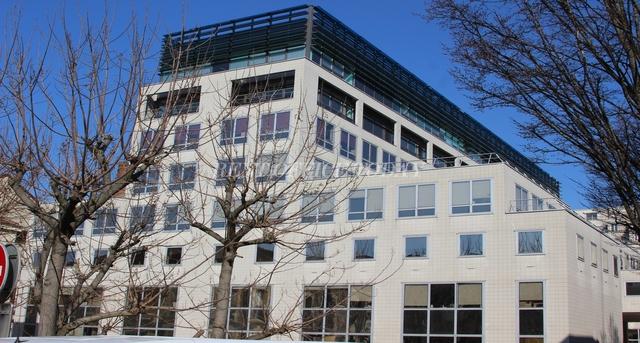 location de bureau 2 rue maurice hartmann-1