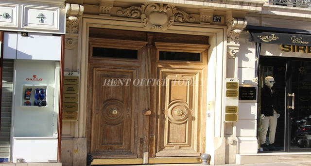 office rent 27 rue marbeuf-2