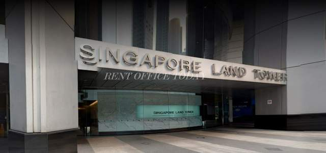 office rent singapore land tower-1