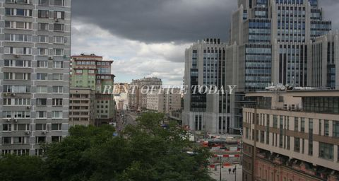Бизнес центр Малая Дмитровка 25 с1