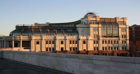 Бизнес центр Александр хаус-3