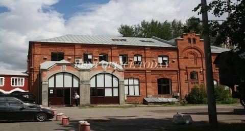 Бизнес центр Бадаевский-6