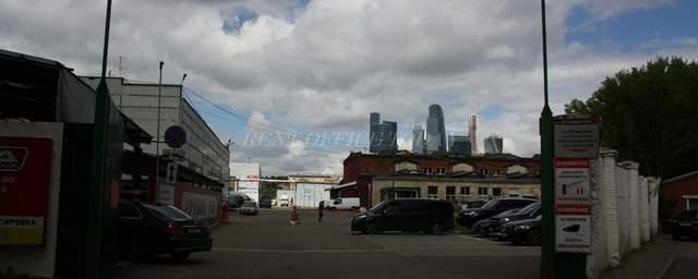 бизнес центр бережковская 20-4