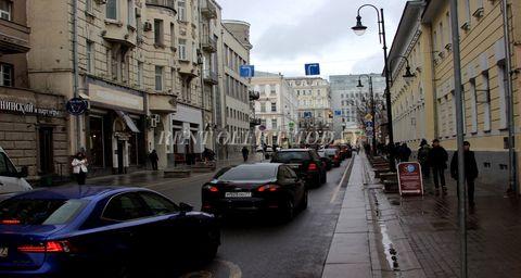 Бизнес центр Большая Дмитровка 32с1-10