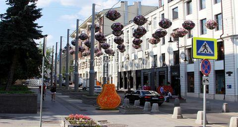 Бизнес центр Большая Дмитровка 32с1-7