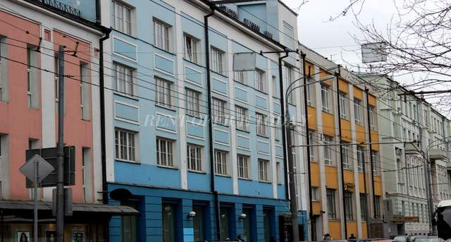 бизнес центр венский дом-1