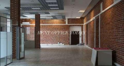 Бизнес центр Зубовский бульвар 21-23с1