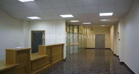 Бизнес центр Крымский вал