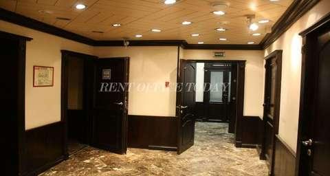 Бизнес центр Леонтьевский 21с1-7