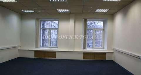 Бизнес центр Леонтьевский 21с1-5