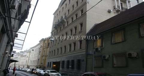 Бизнес центр Малый Гнездиковский переулок 9с2-5