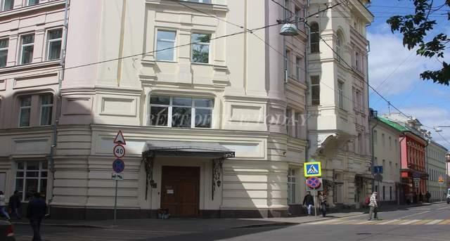 бизнес центр милютинский 13с1-1