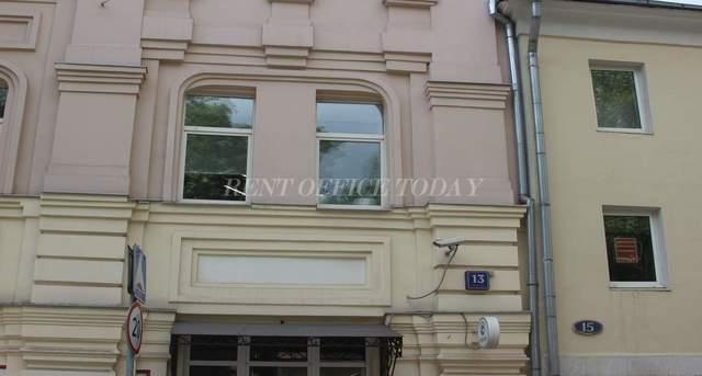 бизнес центр милютинский 13с1-4
