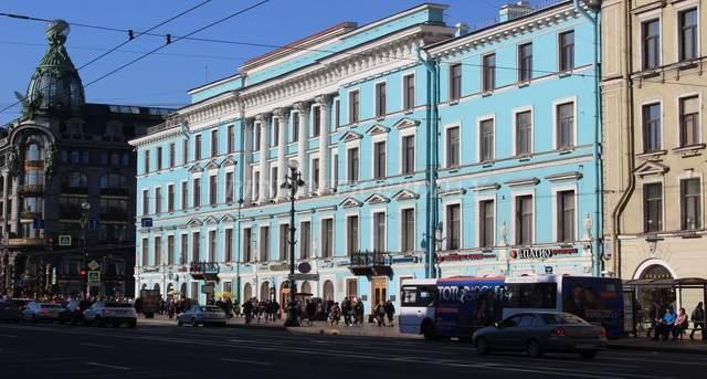 бизнес центр невский 30-3