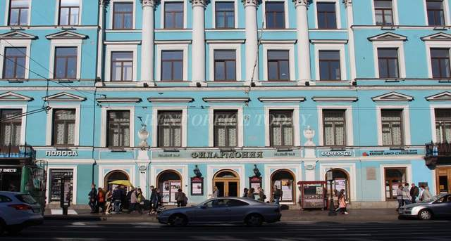бизнес центр невский 30-5