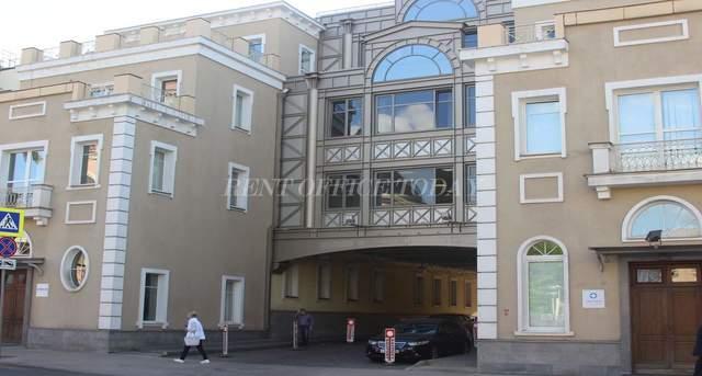бизнес центр передний двор-5