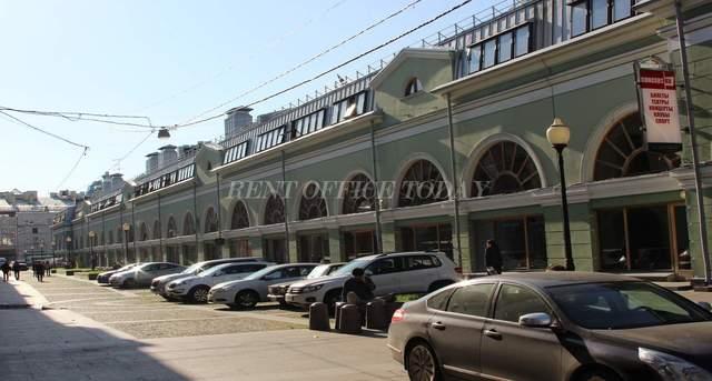 бизнес центр перинные ряды-7