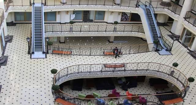 бизнес центр преображенский двор-19