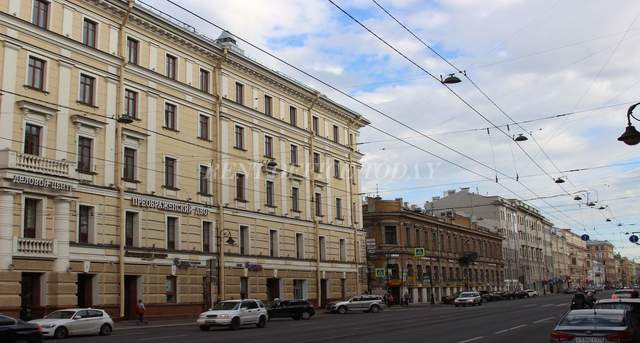 бизнес центр преображенский двор-24