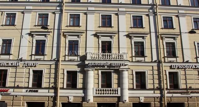 бизнес центр преображенский двор-29