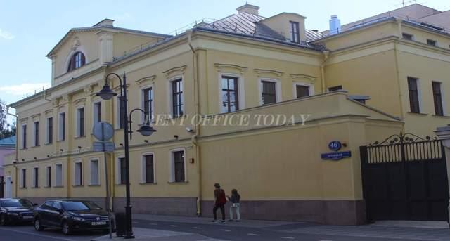 бизнес центр пятницкая 46с2-3