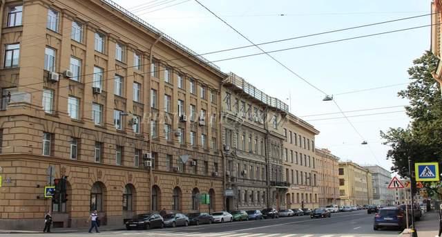 бизнес центр сенатор на 2-й советской 7-5