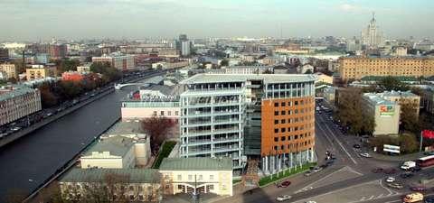 Бизнес центр Аврора бизнес парк-20