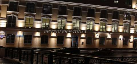 Бизнес центр Аврора бизнес парк-22