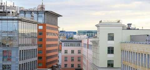 Бизнес центр Аврора бизнес парк-10