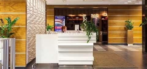 Бизнес центр Гранд сетунь плаза-1