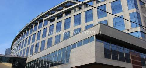 Бизнес центр Lotte plaza