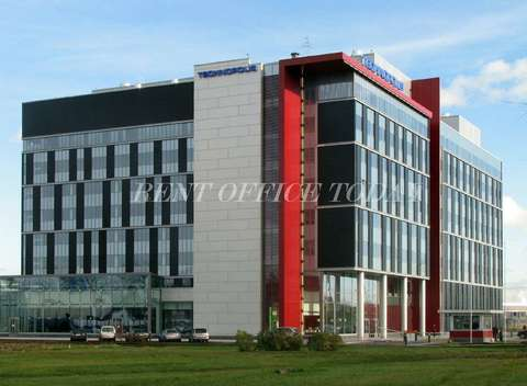 Бизнес центр Технополис пулково 7