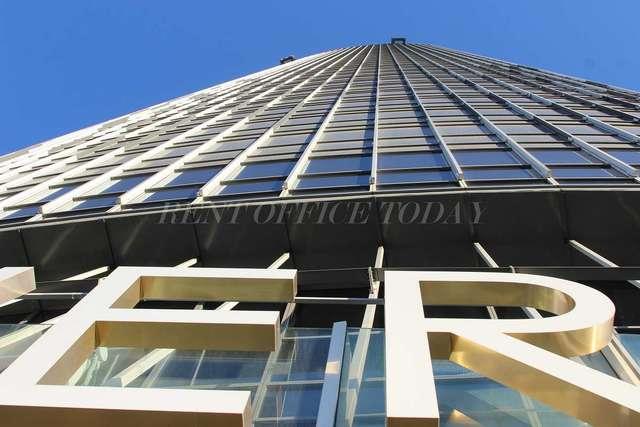 Снять офис в небоскрёбе Санкт Петербург