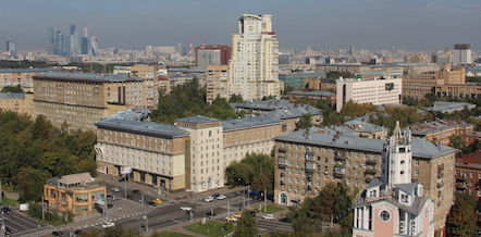 rent an office in South-Western administrative okrug (YUZAO), Moscow