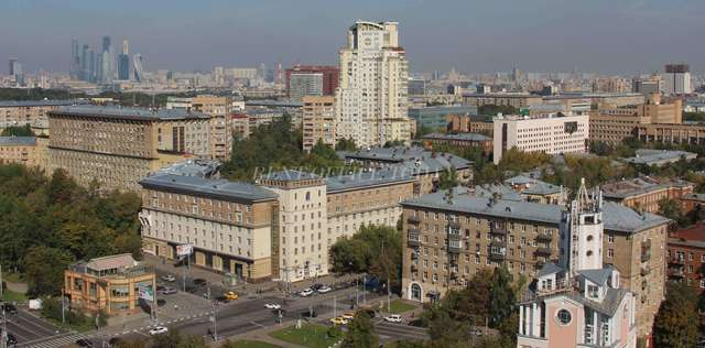 Location un bureau dans la district administratif Sud-Ouest Moscou