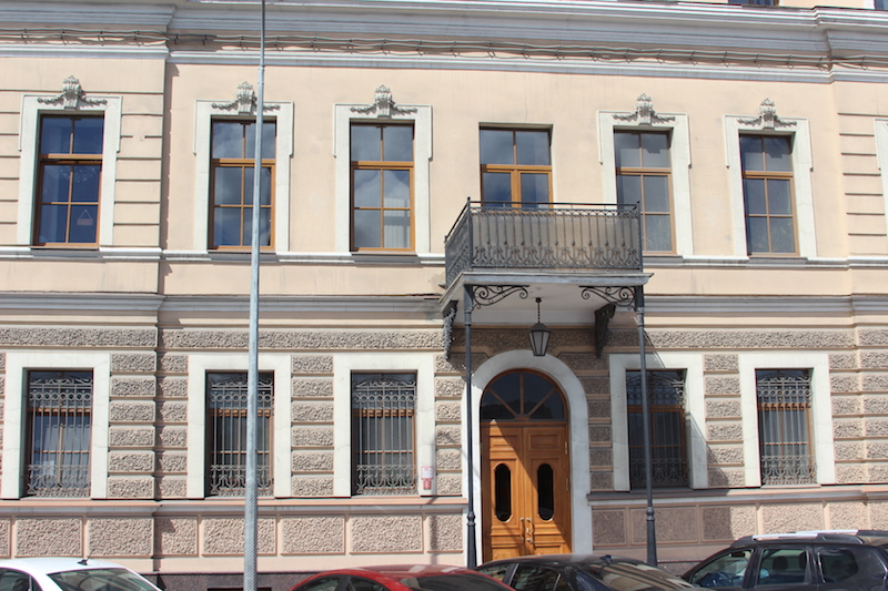 Office rental in St. Petersburg
