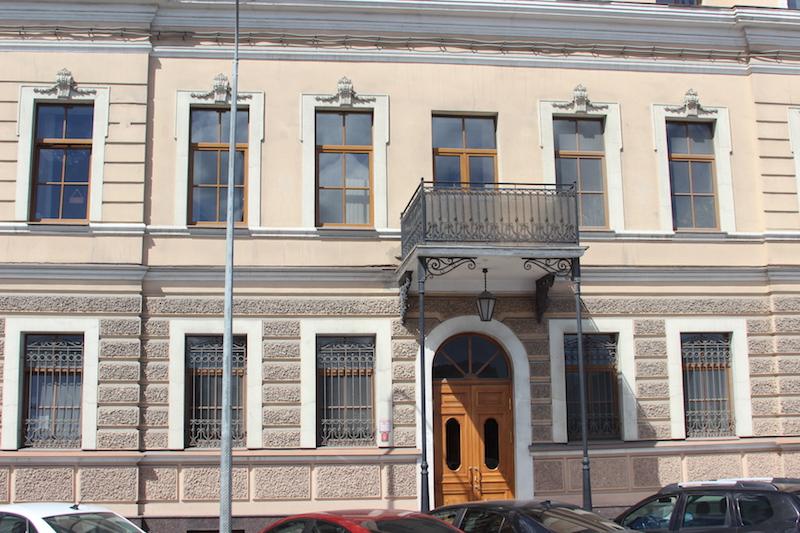 Location de bureaux à Saint-Pétersbourg