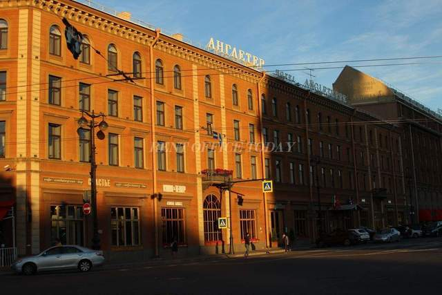 Самый дорогой отель в Cанкт-Петербурге