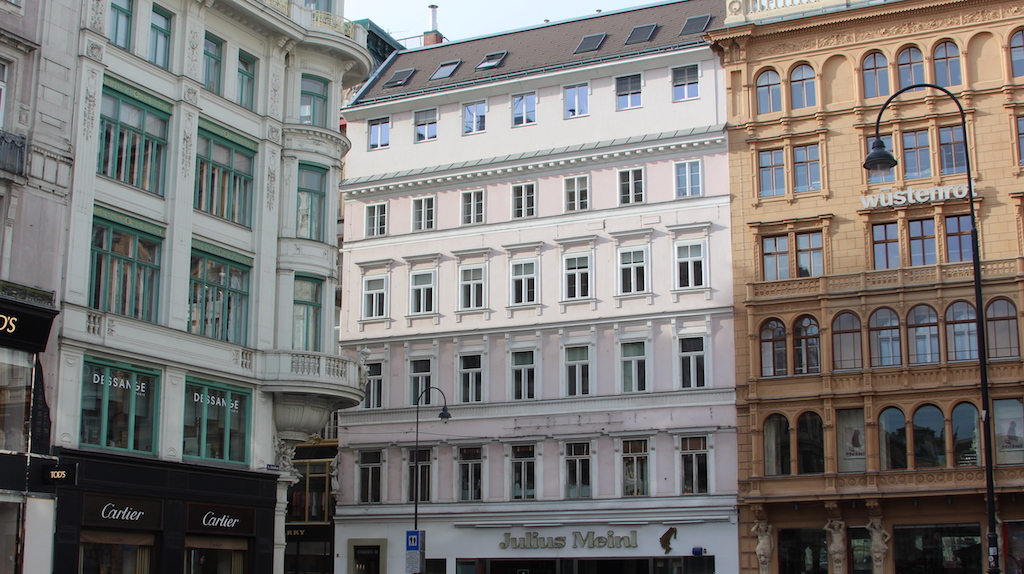 مكاتب الإيجار فيينا